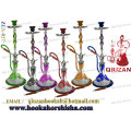 Large Size Zinc Alloy Material Large Hookah With Briefcase