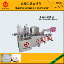 Automatic Non-Woven Beauty Mask Making Machine