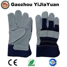 Перчатки для рабочей кожи Ce En388 из Gaozhou Manufacture