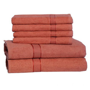 5 Star Cotton Bath Sets Face Terry Towel