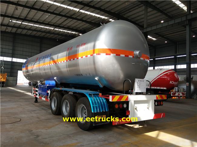 59100 Litres LPG Trailer Tanks