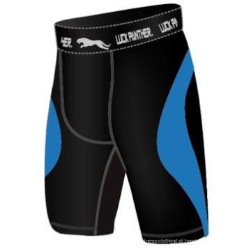 Panther Sublimação Completa MMA Shorts para Boxe