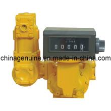 Zcheng Medidor de vazão de deslocamento positivo Zcm-610
