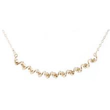 Alta calidad y collar de plata de la joyería 925 de la mujer de la manera (N6659)