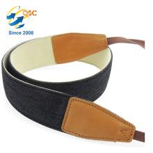 Beste Qualität und konkurrenzfähiger Preis Black Cotton Camera Neck Strap