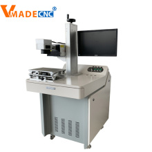 desktop UV fiber laser marking machine
