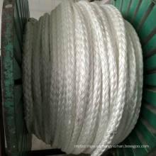 Cuerda de amarre de cuerda UHMWPE