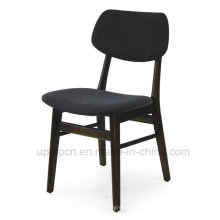 Modern Solid Wood Restaurant Chair with Four Legs (SP-EC381)