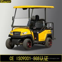 Carrinho de compras de carro elétrico Club Car New Design 4 Seater