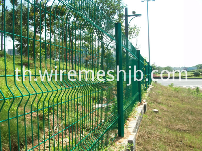 Weld Wire Fence