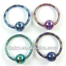 Surgical Ball Closure Rings BCR nose piercing studs
