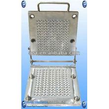 Rubber Mould material P20 NAK80