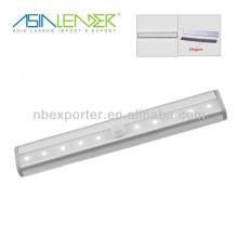 10 LED sensor light with strong magnet