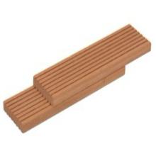 Gute Qualität tragbarer WPC-Laminat-Bodenbelag