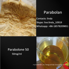 Polvo esteroide crudo de Trenbolone Cyclohexylmethylcarbonate Parabolan 23454-33-3 de Parabolan
