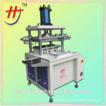 hot sale HH-4060 sidle hydraulic gold color printing machine for packaging box