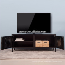 Online hot selling simple design new model iron tv stand