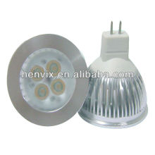 Alta potencia proyector led 6w Mr16 220V