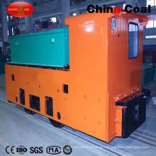 Locomotora eléctrica de la batería 8t del carbón de China