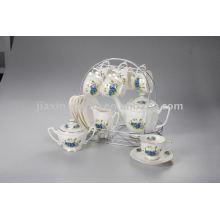 teapot set porcelain SS18