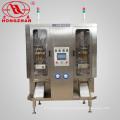 Hongzhan HP2-1000 doble línea automática Empaquetadora líquida