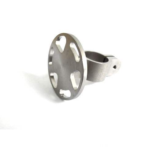 CNC Machining Titanium Alloy Parts