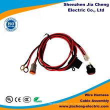 Arnés de cableado del conector de cable múltiple