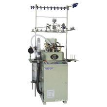 Máquina con selección de 6 agujas para hacer punto de los calcetines llanos computarizados completos