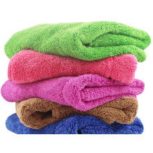 Custom Small Cleaning 300gsm Microfiber Kitchen Towels