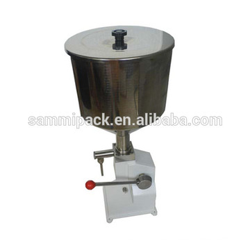 A03 High quality easy operation Manual filling machine 5-50ml