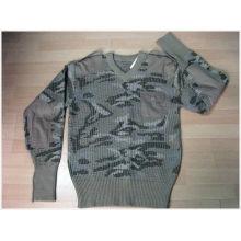 High Quality Army Camo Sweater