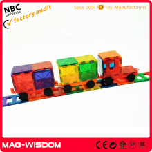 MAG-WISDOM Magnetic Intelligent blocks