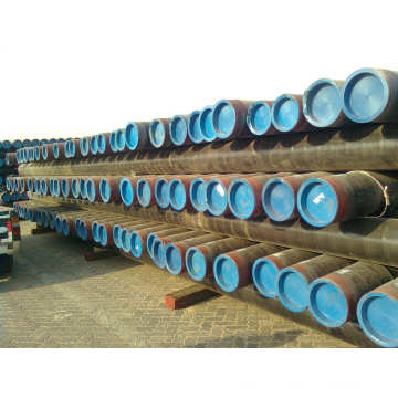 API Line Pipe / OCTG / Smls Pipe / Pipe with Protectors