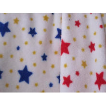 Polyester Polar Fleece Stoff