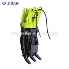 High Quality Excavator Spare Parts Rotating Type Hydraulic Rock Grab