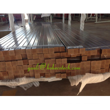 Recycle Wood PE Composite Free Maintenance WPC Joist