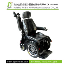 Best Price High Quality Power Standing Wheelchair with FDA