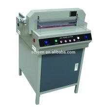 Máquina de corte de papel de guilhotina industrial de alta qualidade