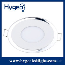 dimmable 3000k 4000k 6000k round led panel light