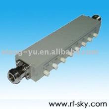 atenuador coaxial de alta qualidade do rf da etapa de 1 a 20dB