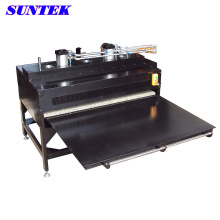 Máquina automática de la impresión de la camiseta de la transferencia digital de la prensa del calor para las camisetas