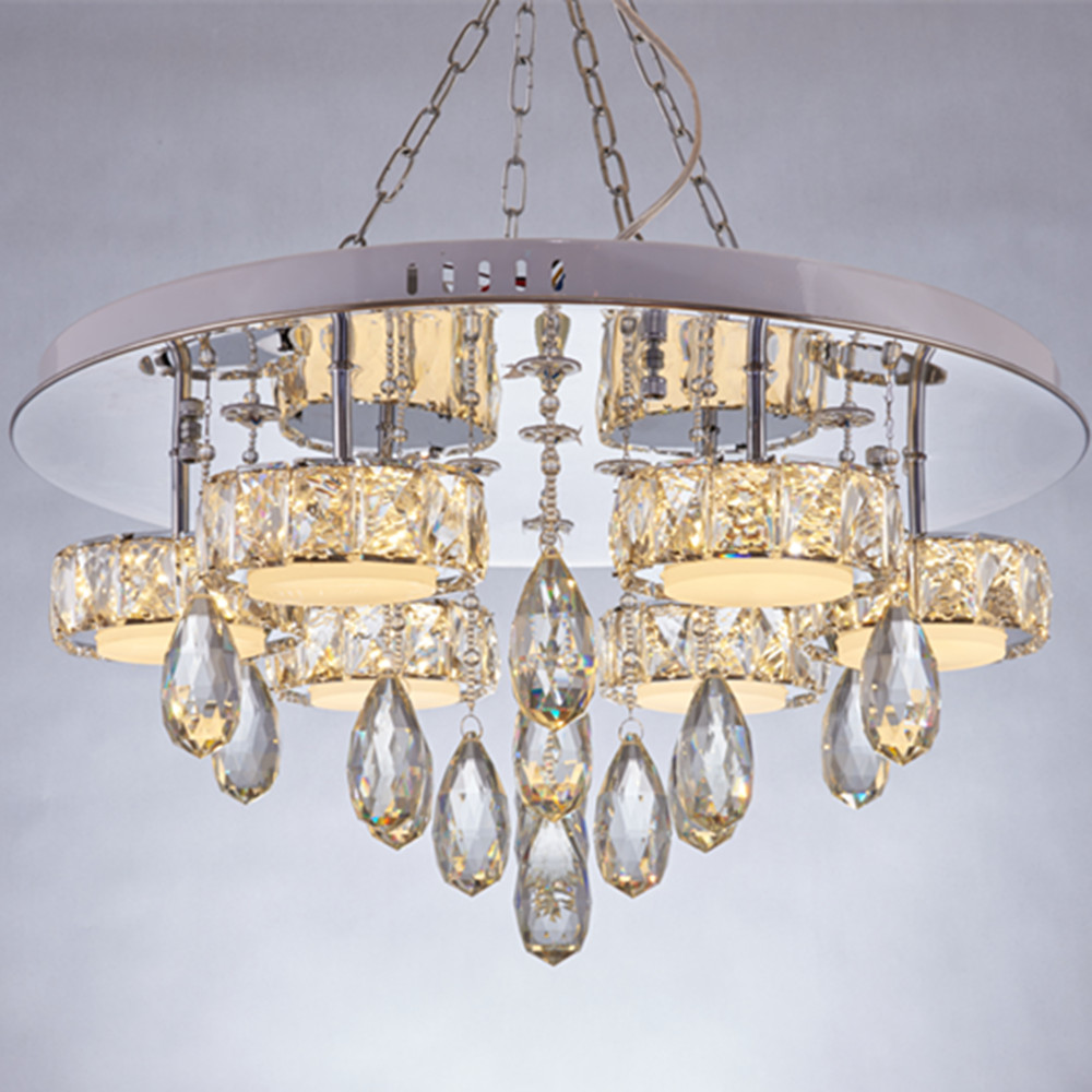 Modern Crystal Chandelier