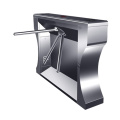 Security RFID Entrance Waist Height Tripod Turnstiles