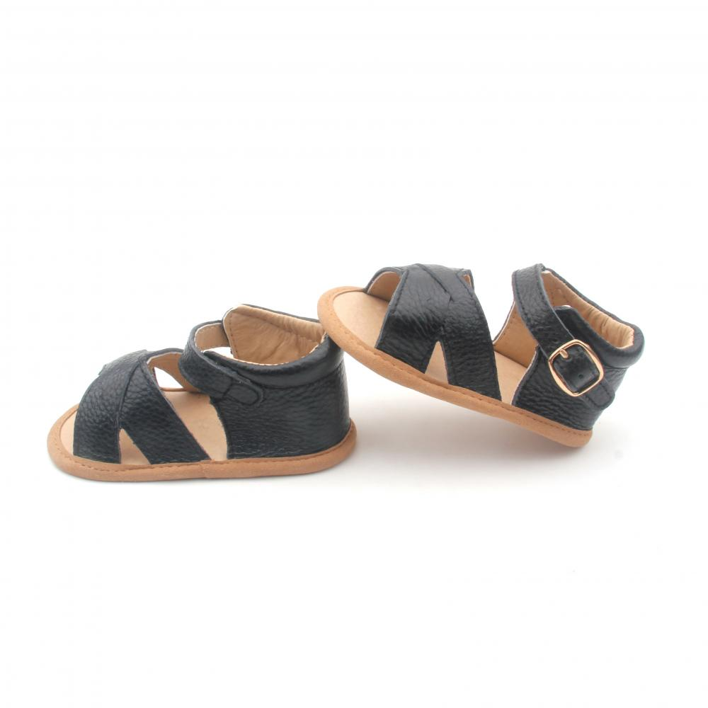 2018 Summer Genuine Leather Baby Sandals