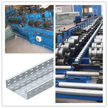 Factory Directly Supply Cable Tray Roll Forming Machine