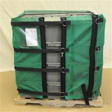 Пользовательские чистой пленкой Завертчица Паллета альтернатива машина для упаковки