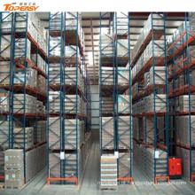 pesados de armazenamento do armazém de mercadorias van rack de aço