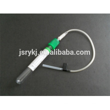 factory made vacuum blood test tube