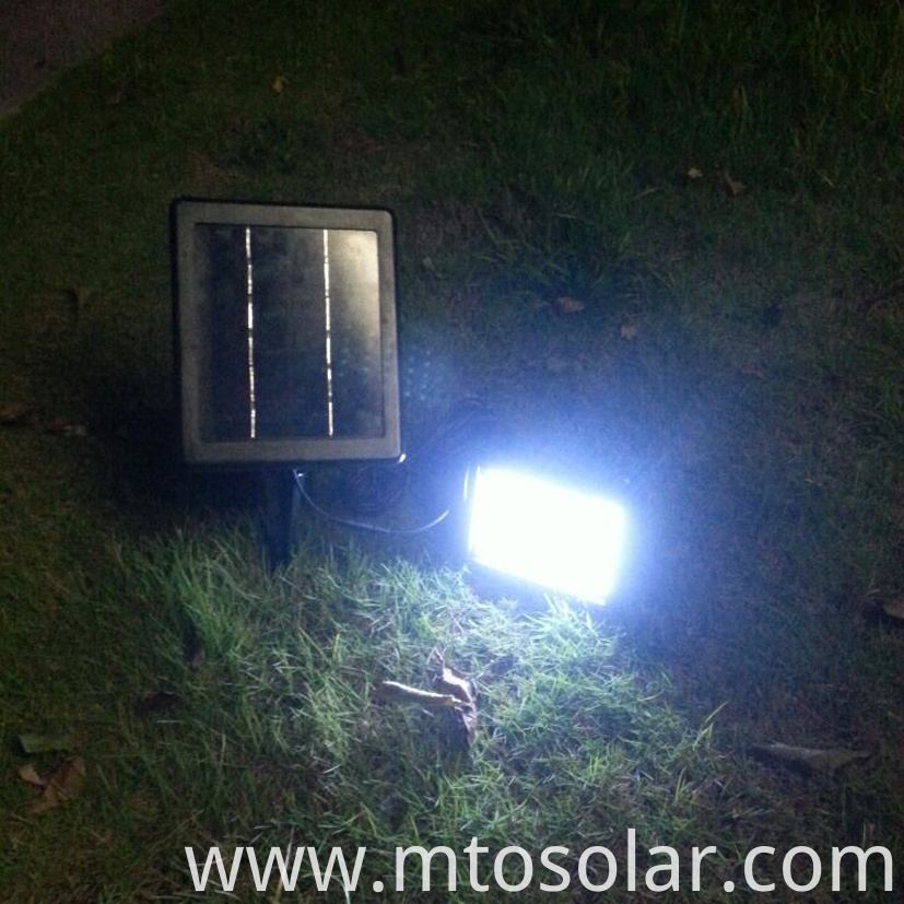 waterproof outdoor solar light