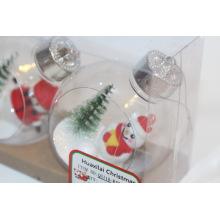 Weihnachtsglas Ornamente Weihnachtskugel